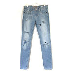 Arizona Jeans Super Skinny Low-Rise Size 3 26x28